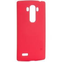 Чехол для смартфона nillkin lg g4 s/h734 - super frosted shield красный