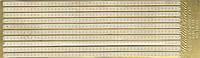 1:700 Двухтросовые леера, Metallic Details 70001