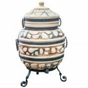 Тандыр № 3,5 (высота 950 мм) Тандыр — печь-жаровня, мангал