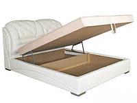 Кровать кожаная Madonna