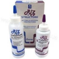 Набор для химической завивки для окрашенных волос RIZ № 1, Erayba 100+125 ml.
