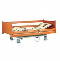 """Кровать многофункциональная 3-х секционная """"OSD-NATALIE-90"""", с колесами, с электроприводом, 90 см"""