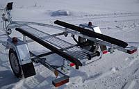 Как сохранить лодочный трейлер?