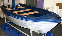 Лодка из стекловолокна fiberglassing