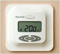 Термостат R-TA с ЖК дисплеем, датчики температуры пола