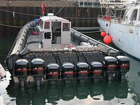 Как сохранить подвесной лодочный мотор