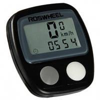 Велокомпьютер проводной съёмный Roswheel 81491, фото 1