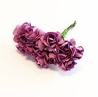Искусственные цветы - Розочка