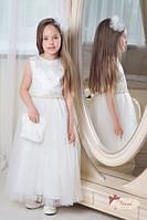 Платье цвета айвори Жасмин, фото 1