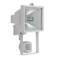 Прожектор галогенный с датчиком движения JEN CE-82PX-W 500 Вт белый