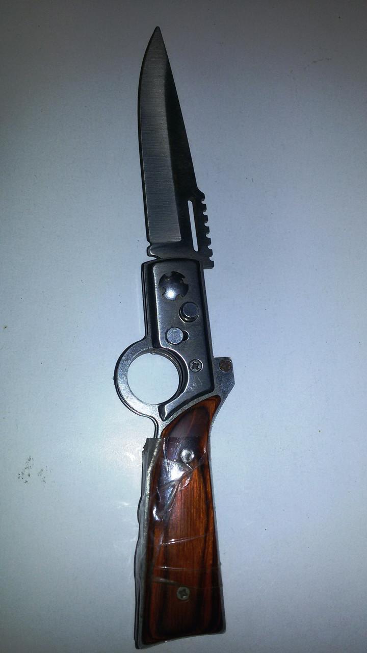 Нож раскладной 22