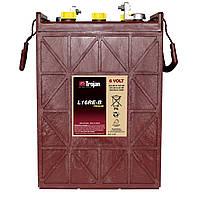 Аккумулятор глубокого цикла для ВИЭ Trojan L-16RE-B 410Ач(100ч) 6В