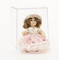 Старая коллекционная кукла Германия, фарфор, 30 см
