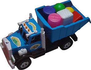 Bamsic будівельний вантажівка