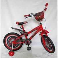 """Велосипед 16"""" """"ТАЧКИ"""" 141610-С"""