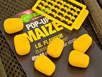 Приманка пластиковая Pop-up Corn, Korda Yellow