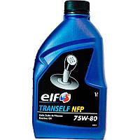 Масло трансмиссионное ELF TRANSELF NFP 75W80 1 литр