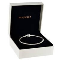 Пандора браслет серебро. ОРИГИНАЛ Pandora 19 см, фото 1