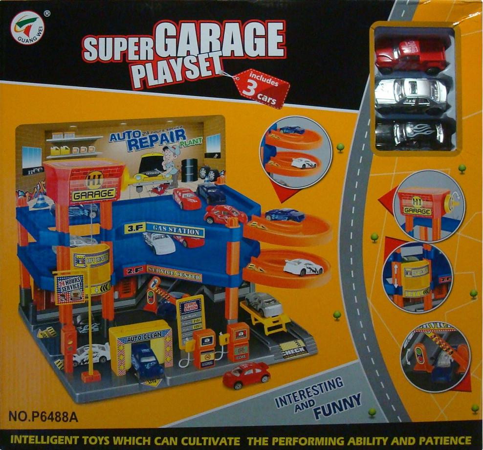 Super Garage гараж