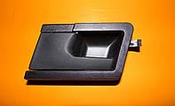 Ручка двери внутренняя передняя левая черная Polcar 9567ZW41B VW T4