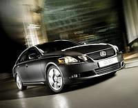 Автостекло на Lexus ES300/330/350 (Седан) (2001-2013)