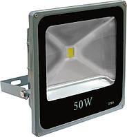 Прожектор светодиодный LF-50 LED 50W GEEN серия ECO Slim 6500K  IP65