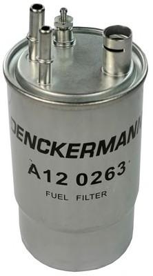 Фильтр топливный Fiat Doblo 1.3JTD (PF-1343)