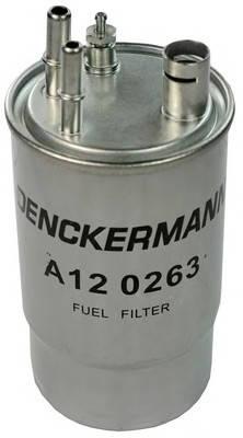 Фильтр топливный Fiat Doblo 1.3JTD (PF-1343), фото 2