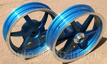 Диски  Honda DIO-50 литые пара