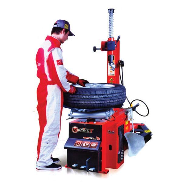 Шиномонтажный стенд BRIGHT LC810G (п/автомат, захват диска от 10 до 24) 380В BRIGHT LC810G 380V