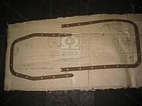 Прокладка картера масляного КАМАЗ (поддона) (пробк.) (Украина). 740.1009040