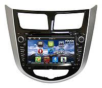 Автомагнитола штатная SWAT Hyundai Accent 2011+