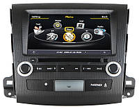 Автомагнитола штатная EasyGo S120 (Mitsubishi Outlander 2011) S100
