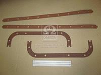 Прокладка картера масляного ЯМЗ 236 (поддона) (пробк.) (Украина). 236-1009040А3