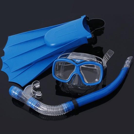 Наборы для плавания (маска + трубка)