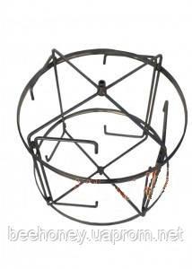 Ротор на 4 рамки, стальной, окрашеный порошковой краской