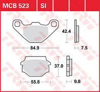 Тормозных колодок комплект TRW / Lucas MCB523SI