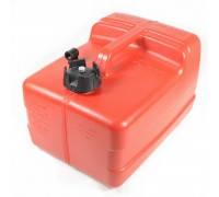 Бак топливный для лодочного мотора с датчиком топлива, 12л, C14541-G