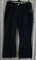 Джинсы женские укороченные капри стрейч большой размер батал бренд M&Co р.52 5962