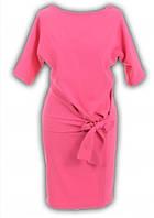 ПЛАТЬЕ женское розовое, фото 1