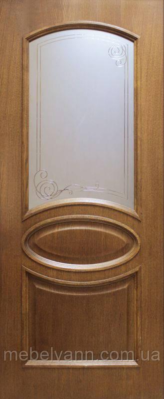 Двери шпонированные Лаура ПГ