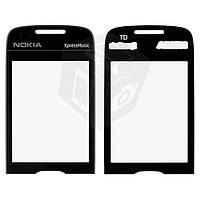 Защитное стекло корпуса для Nokia 5130, оригинал, черное