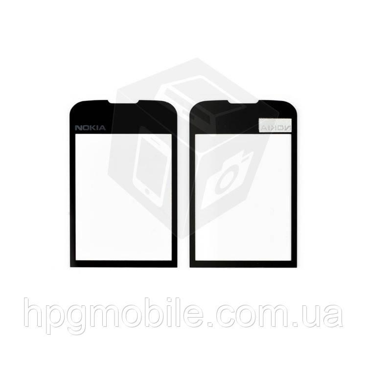 Защитное стекло корпуса для Nokia 5000, черное