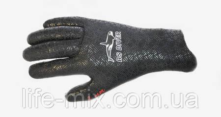 Неопреновые перчатки для дайвинга BS Diver ULTRALEX 3mm