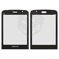 Защитное стекло корпуса для Nokia N96, оригинал (черное)