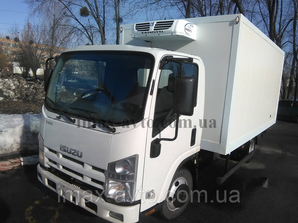 Автомобиль грузовой ISUZU NMR 85 L рефрижератор