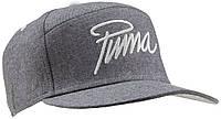 Кепка спортивная, PUMA New 6-Panel Flatbrim Cap / Unisex Cap 832526-01 пума