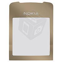 Защитное стекло корпуса для Nokia 8800 Sirocco, оригинал, золотистое