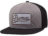 Кепка спортивная, Puma Golf Greenskeeper Snapback 908213-03 пума