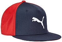 Кепка спортивная, PUMA Cap Tween Graphic Flatbrim 828287 01 пума